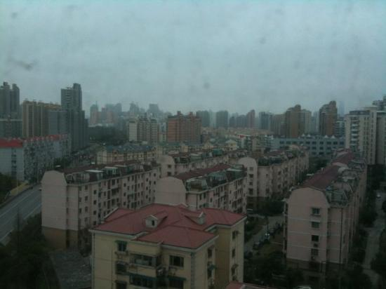 Wanhe Yalong International Hotel Shanghai: From my window