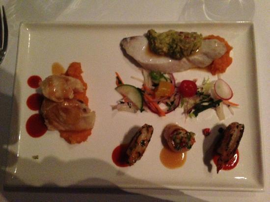 Nine Fine Food Modern Japanese : Ocean