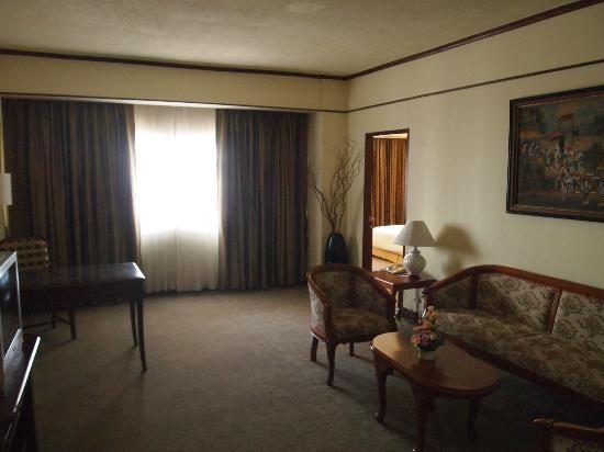 โรงแรมเมอร์เคียว เชียงใหม่: Suite room