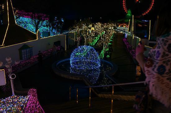 Seibuen Amusement Park : 綺麗でしょ