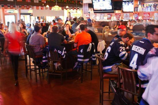 Tavern United Fort Garry