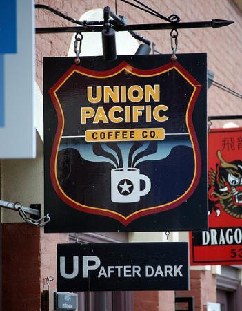 Union Pacific Coffee