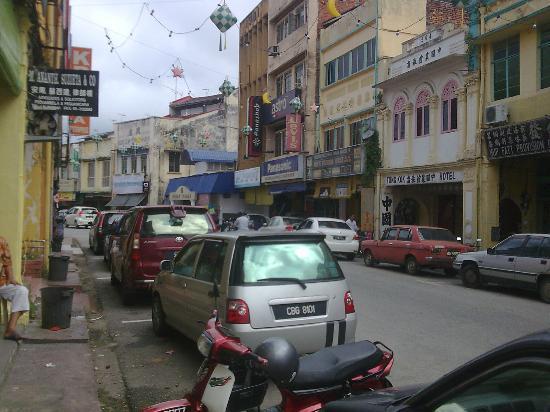 Hotel Bestari : Kuala Lipis town