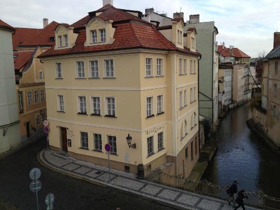 Certovka Hotel: un angolo di quiete in centro a Praga