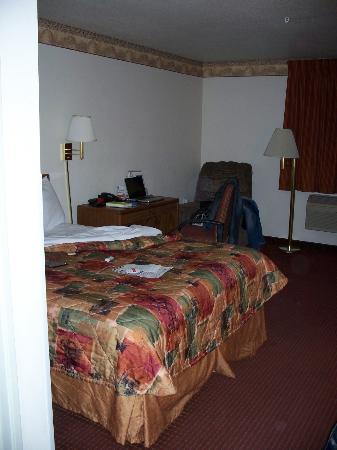 Super 8 Salt Lake City/Airport: My room