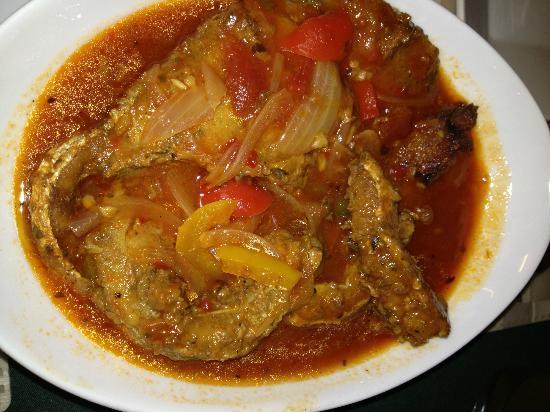 O-Tower Caribbean Cuisine: Pesce - Fish