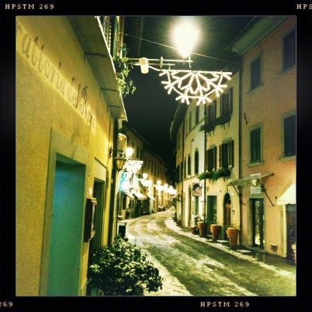 Hotel Tosco Romagnolo : Centro Bagno Di Romagna