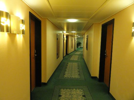 Maritim Hotel Frankfurt / Main: Corridor 5th floor,