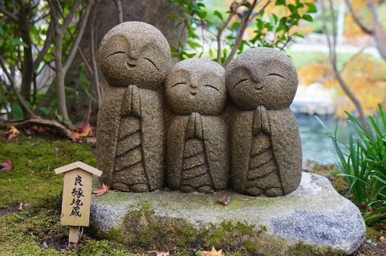 Hase-dera Temple: 良縁地蔵