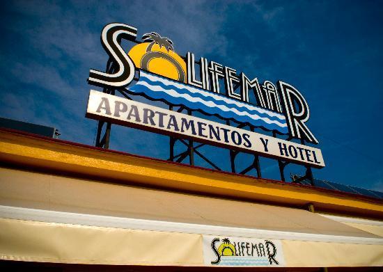 Solifemar Aparthotel照片
