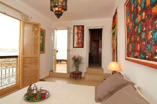 Riad Villa Mouassine: Chambre