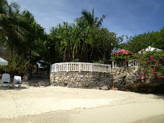 Plantation Bay Resort And Spa: Вид на пляж