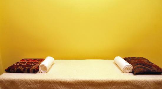 Betsy's Hotel: Massage Room