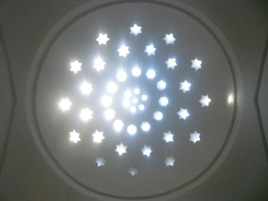 Kilic Ali Pasa Hamami: the dome of Kilic Ali Pasa Bath