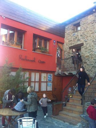 Ribes de Freser, Spanje: Entrada Principal