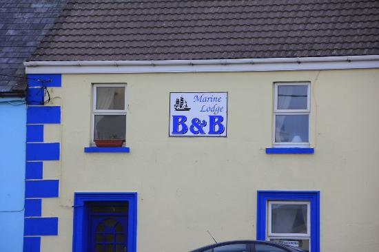 Lahinch Beach: B&B de Lahinch