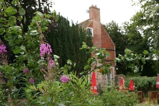 The Ram Inn: Our beautiful Garden