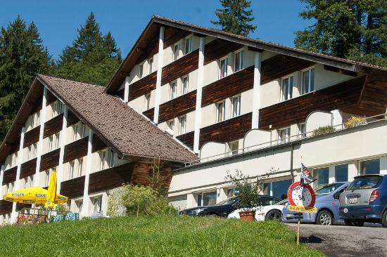 Hotel Hildegard: Hildegard Hotel St. Karl, Illgau