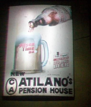 CA Atilano New Pension House & Catering Services