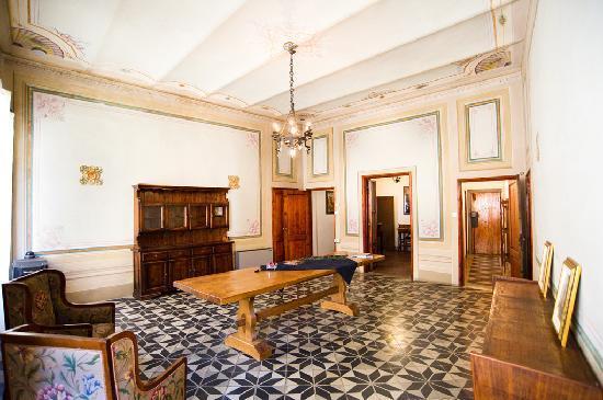 Dimora San Domenico: sala relax