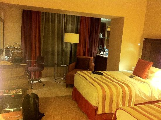 InterContinental Amman : Chambre