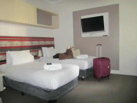 Pensione Hotel Melbourne - by 8Hotels: Room #3