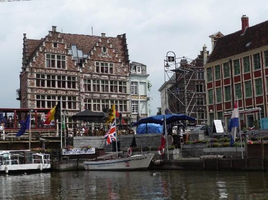 De Bootjes van Gent : Boat trip