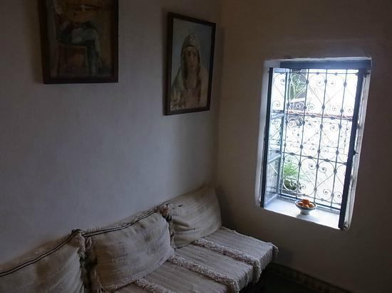 Casa Perleta: 私が泊った部屋