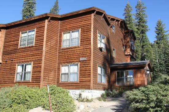 Wuksachi Lodge: Annexe chambres