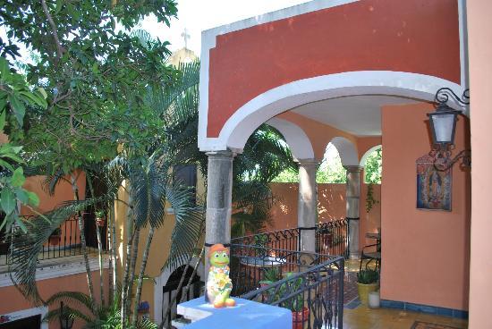 Hotel Casa de las Flores Playa del Carmen: primo piano