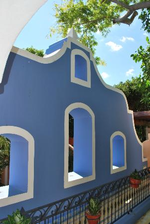 Hotel Casa de las Flores Playa del Carmen : facciata