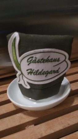 Gastehaus Hildegard: Individuelles vom Frühstückstisch