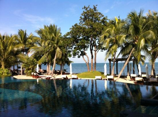 Movenpick Asara Resort & Spa Hua Hin: private beach