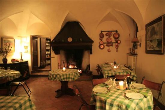 Ristorante la Cucinaccia ai Palazzi Rufini