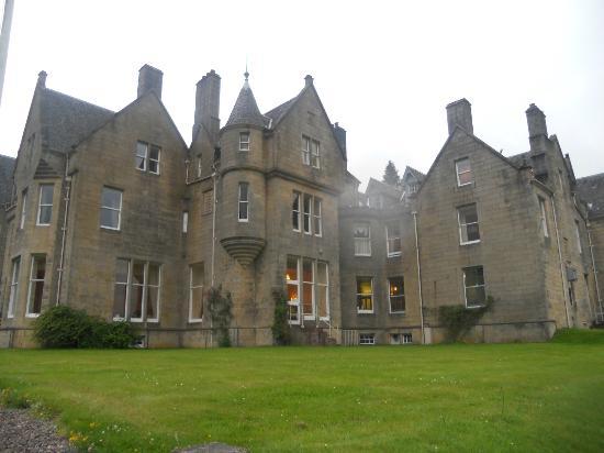 Glengarry Castle Hotel: Vista del hotel