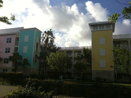 Atlantis - Harborside Resort: The Harborside.