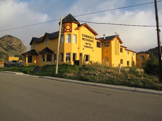 Hotel Cumbres Nevadas: hôtel très agréable