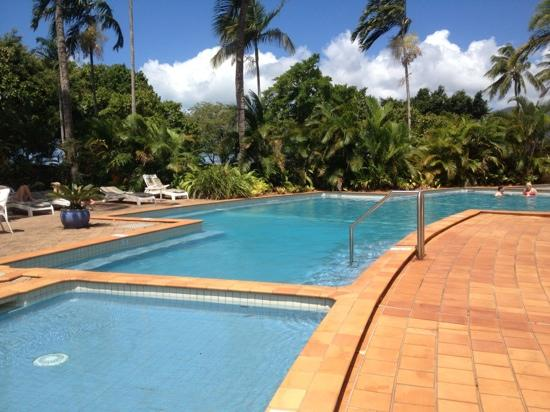 DoubleTree by Hilton Hotel Cairns: Pool day!!