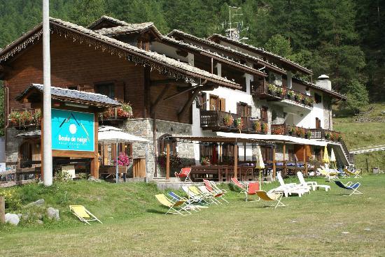 Hotel Boule de Neige : HOTEL