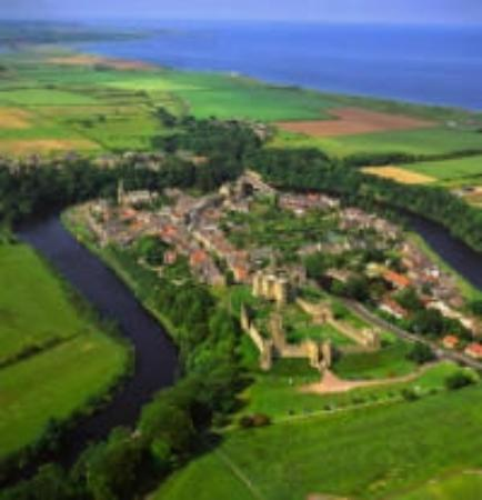 Warkworth Aerial Photo