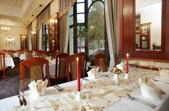 "Gala Hotel Excelsior: Restaurant ""1900"""