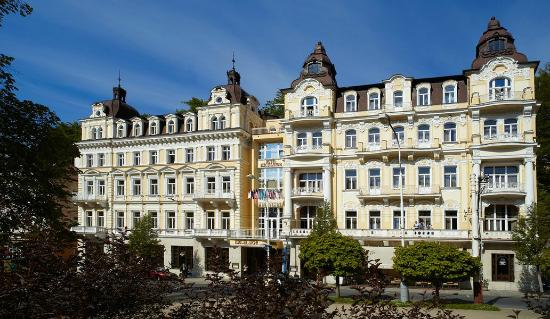 Photo of OREA Hotel Excelsior Marianske Lazne