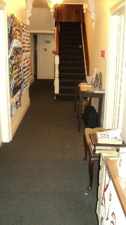 KIWI basecamp: The hallway