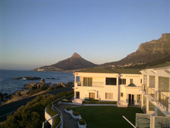 The Twelve Apostles Hotel and Spa: View to Signal Hill