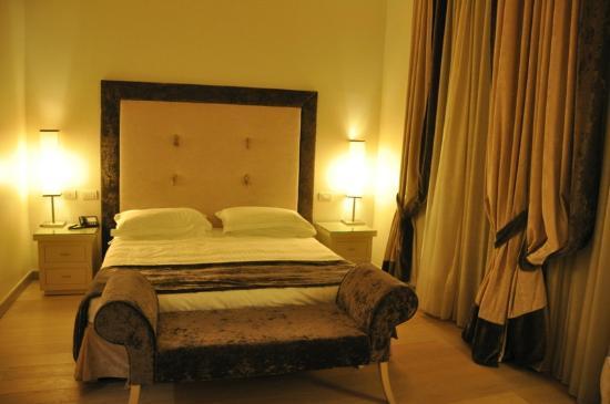 Hotel Palazzo Decumani: Habitación superior
