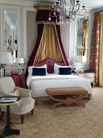 The St. Regis Florence: Lovely room