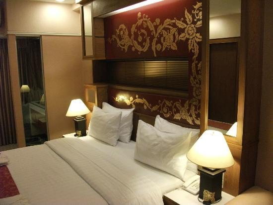 Mariya Boutique Residence at Suvarnabhumi Airport: Bed