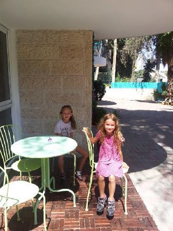 Eden Jerusalem Hotel: guests