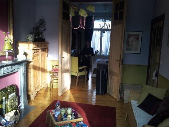 Cote Parc: Our Room