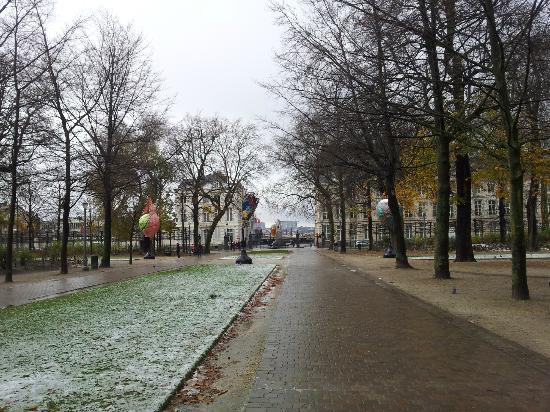 Cote Parc: The Park